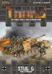 Tanks - German StuG G Tank Expansion