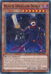 Black Dragon Ninja - TDIL-EN036 - Common - Unlimited Edition