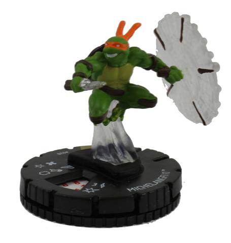 Michelangelo - 028 - Super Rare