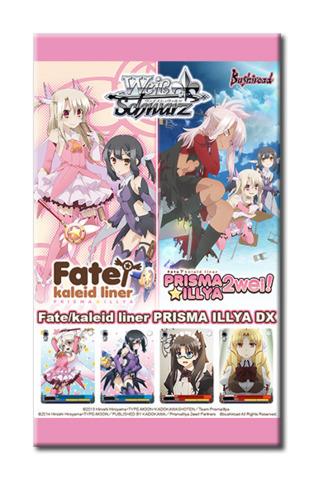 Fate/Kaleid Liner PRISMA ILLYA DX - Booster Pack
