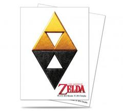 Ultra Pro The Legend of Zelda 65ct Standard Sleeves - Tri-Force
