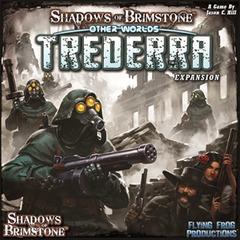 Shadows of Brimstone: Deluxe Expansion - Trederra