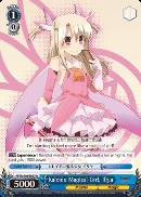 PI/EN-S04-E037 R Kaleido Magical Girl, Illya