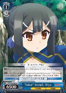 Saber Install, Miyu - PI/EN-S04-E074 - C