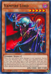 Vampire Lord - SDKS-EN012 - Common - 1st Edition