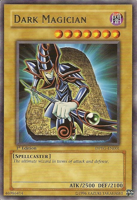 Dark Magician - DPYG-EN001 - Super Rare - Unlimited Edition
