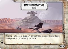 Starship Graveyard - Jaku