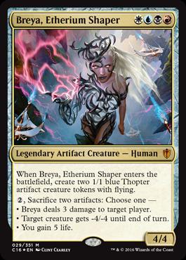 Breya, Etherium Shaper - Foil