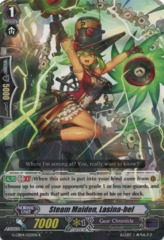Steam Maiden, Lasina-bel - G-CB04/022EN - R on Channel Fireball