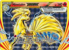Ninetales BREAK - 16/108 - Rare BREAK