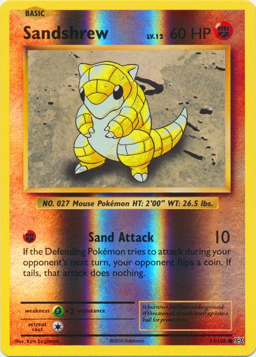 XY Evolutions Pokemon WEEDLE 5//108 MINT Rev Holo