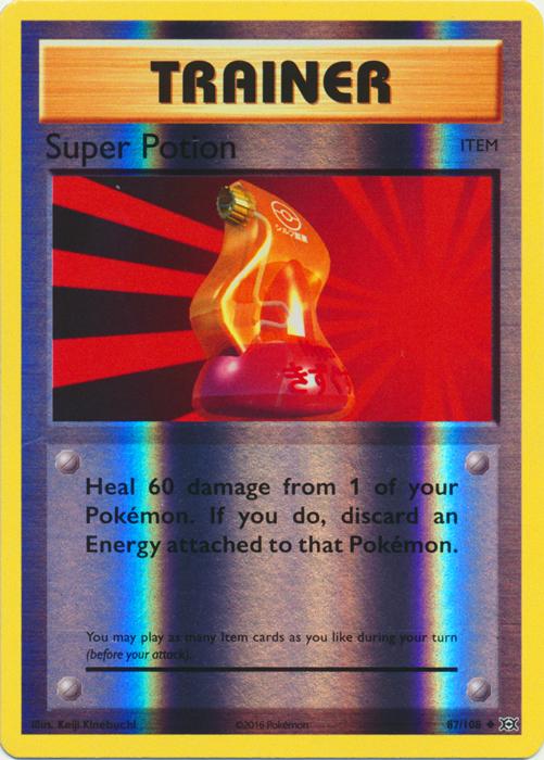 Common Pokemon XY Evolutions 95//108 4xPsychic Energy