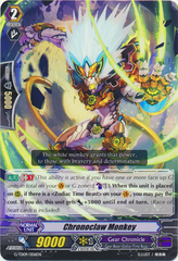 Chronoclaw Monkey - G-TD09/006EN - TD on Channel Fireball
