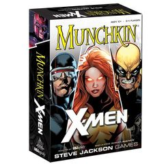 Munchkin: Marvel Edition - X-Men