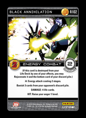 Black Annihilation - R102 - Foil