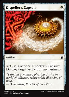 Dispellers Capsule