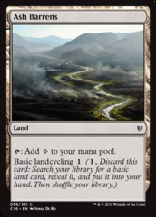 Ash Barrens on Channel Fireball