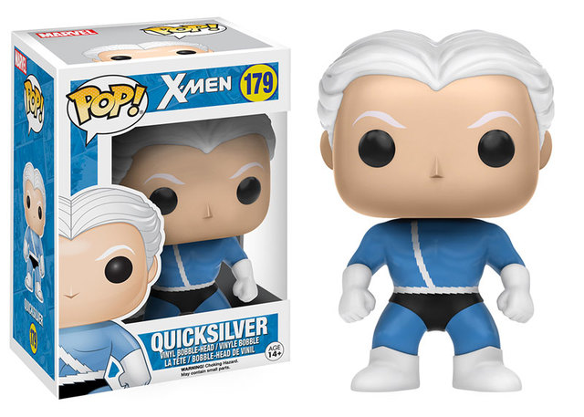 Pop! Marvel 179: Classic  X-Men - Quicksilver