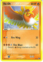 Ho-oh - 1 - Rare on Channel Fireball