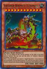 Subterror Behemoth Ultramafus - INOV-EN084 - Ultra Rare