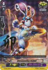 Chronovolley Rabbit - G-TD09/015EN - RRR on Channel Fireball
