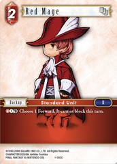Red Mage - 1-003C