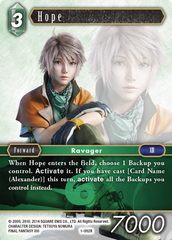 Hope - 1-082R