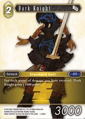 Dark Knight - 1-092C