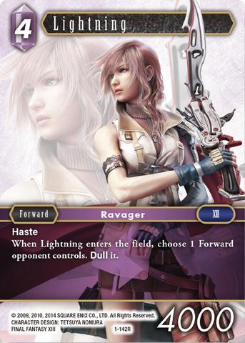 Lightning - 1-142R