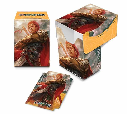 Ultra Pro - L1: Sun Wukong Deck Box for Force of Will