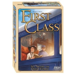 First Class: A Journey On The Orient Express