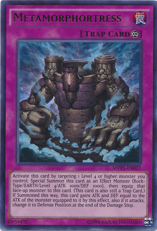 1st Edition MVP1-EN010 Counter Gate Ultra Rare