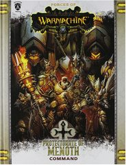 Forces of Warmachine: Protectorate of Menoth Command (soft cover)