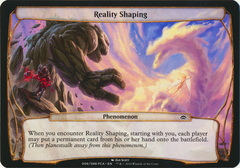 Reality Shaping - Oversized