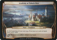 Academy at Tolaria West - Oversized on Channel Fireball