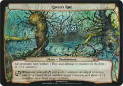 Raven's Run - Oversized