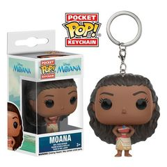 Pocket Pop! Keychain: Disney - Moana - Moana