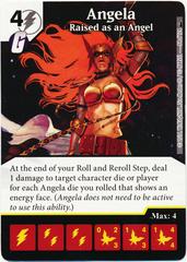 Angela - Raised as an Angel (Die & Card Combo)