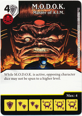 M.O.D.O.K. - Master of A.I.M. (Foil) (Card Only)