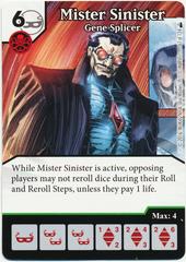 Mister Sinister - Gene Splicer (Foil) (Card Only)