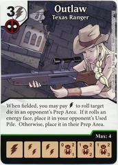 Outlaw - Texas Ranger (Foil) (Card Only)