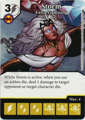 Storm - Extra Lightning (Card Only)