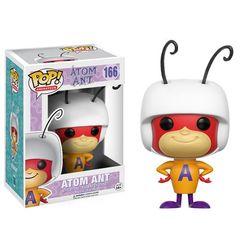 Animation Series - #166 - Atom Ant (Hanna Barbera)