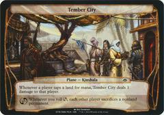 Tember City - Oversized