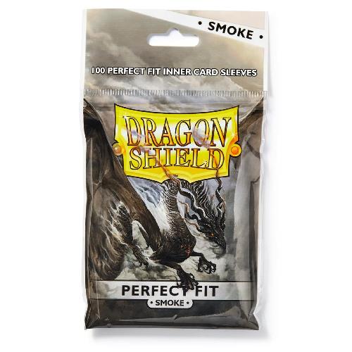 Dragon Shields Perfect Fit: Smoke (100)