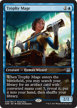 Trophy Mage - Game Day Promo