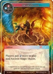 Ancient Barrier - LEL-044 - U - Foil on Channel Fireball