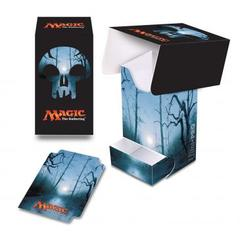 Ultra Pro - Magic the Gathering: Mana Series 5 Swamp Full View Deck Box with Tray