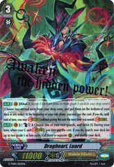 Dragheart, Luard - G-TD10/003EN - SP (Hot Stamped) on Channel Fireball