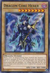 Dragon Core Hexer - INOV-EN001 - Rare - Unlimited Edition